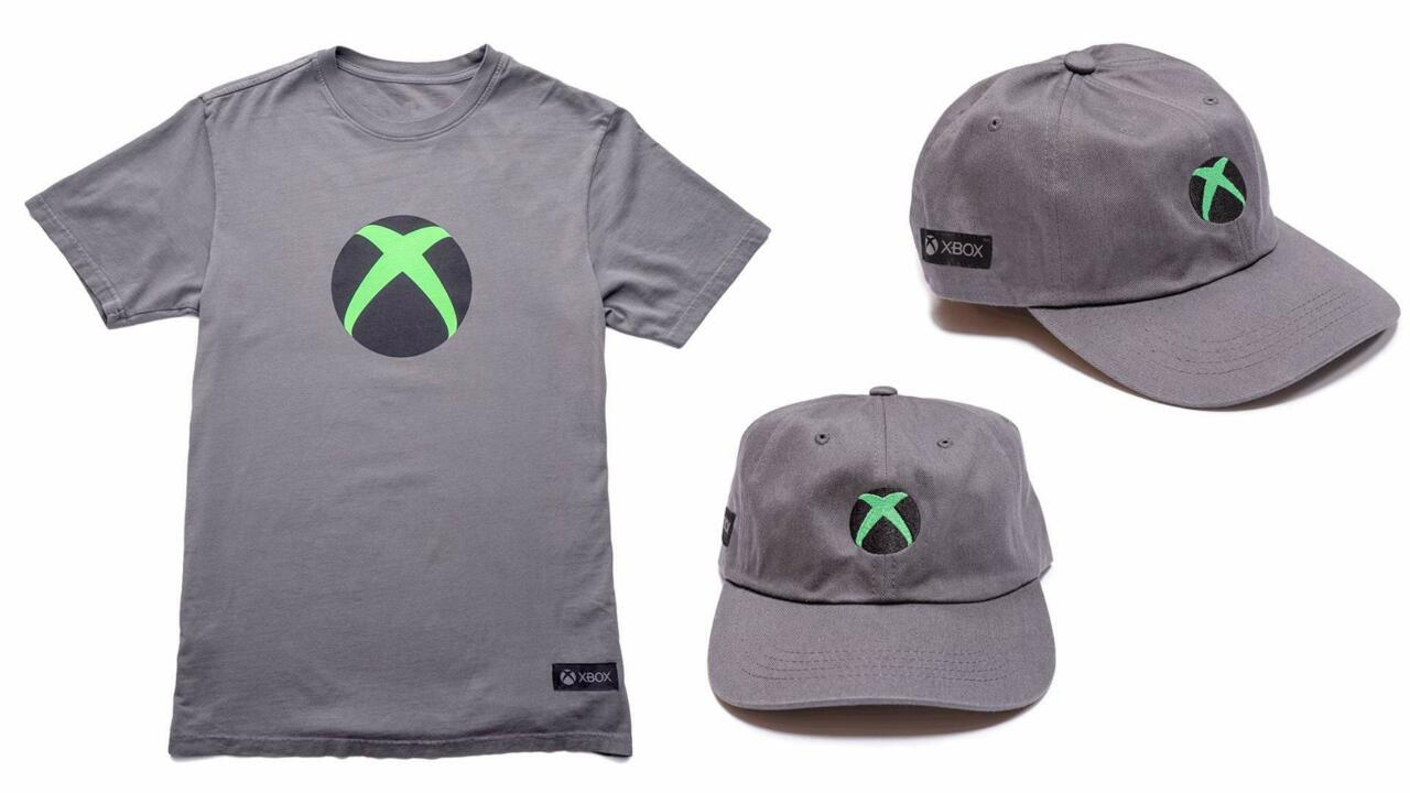 New Xbox 20th anniversary merch is also now available