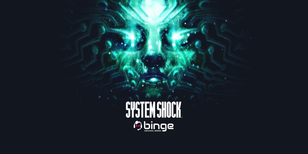 A System Shock TV series is in the works for Bingie