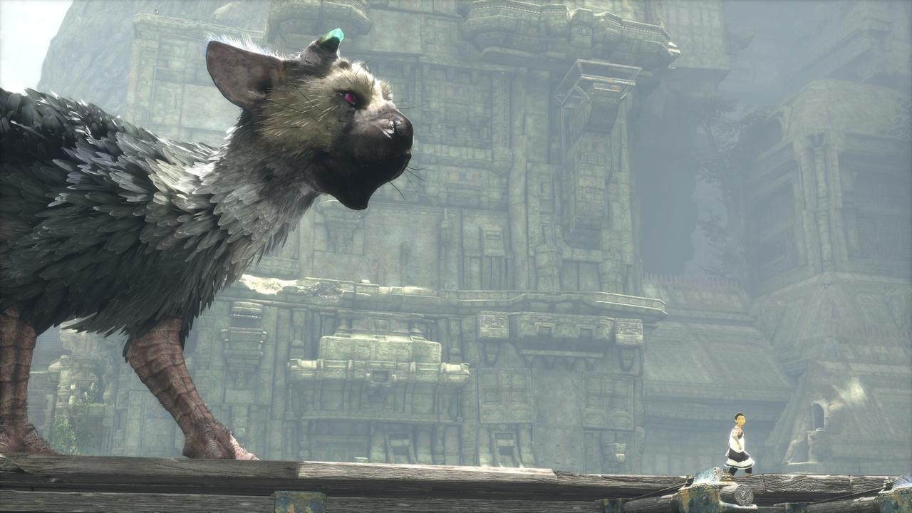 The last Guardian re-reveal is one of Jim Ryan's E3 career highlights