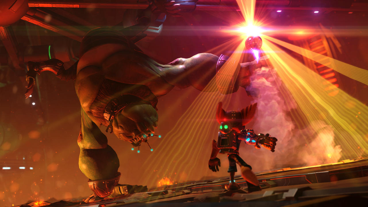 Ratchet and Clank PS4 (2016)