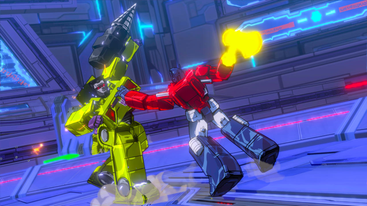 Optimus Prime is just one of five playable Autobots, each of which offers unique moves and stats.