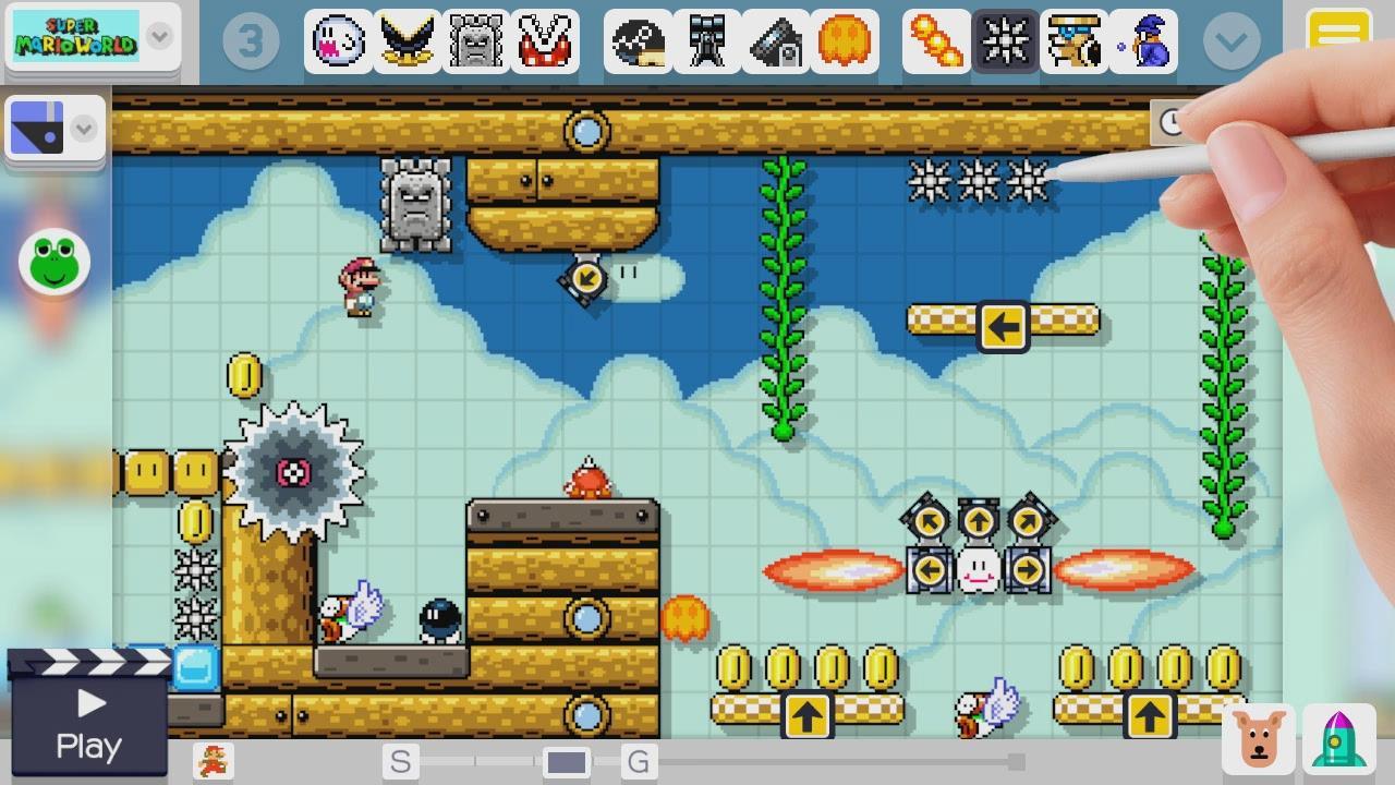 Needs improvement: No new Wii U ports (Mario Maker, Smash Bros., Zelda HD games)