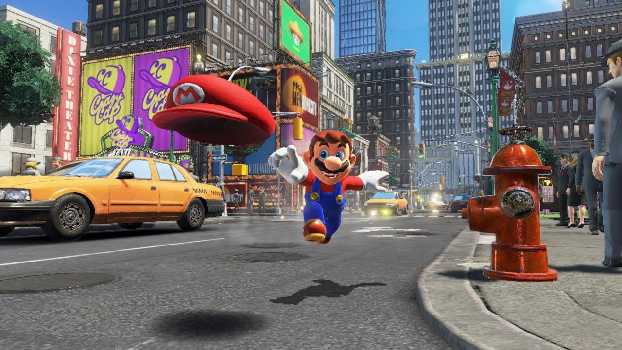 Super Mario Odyssey   $49.94