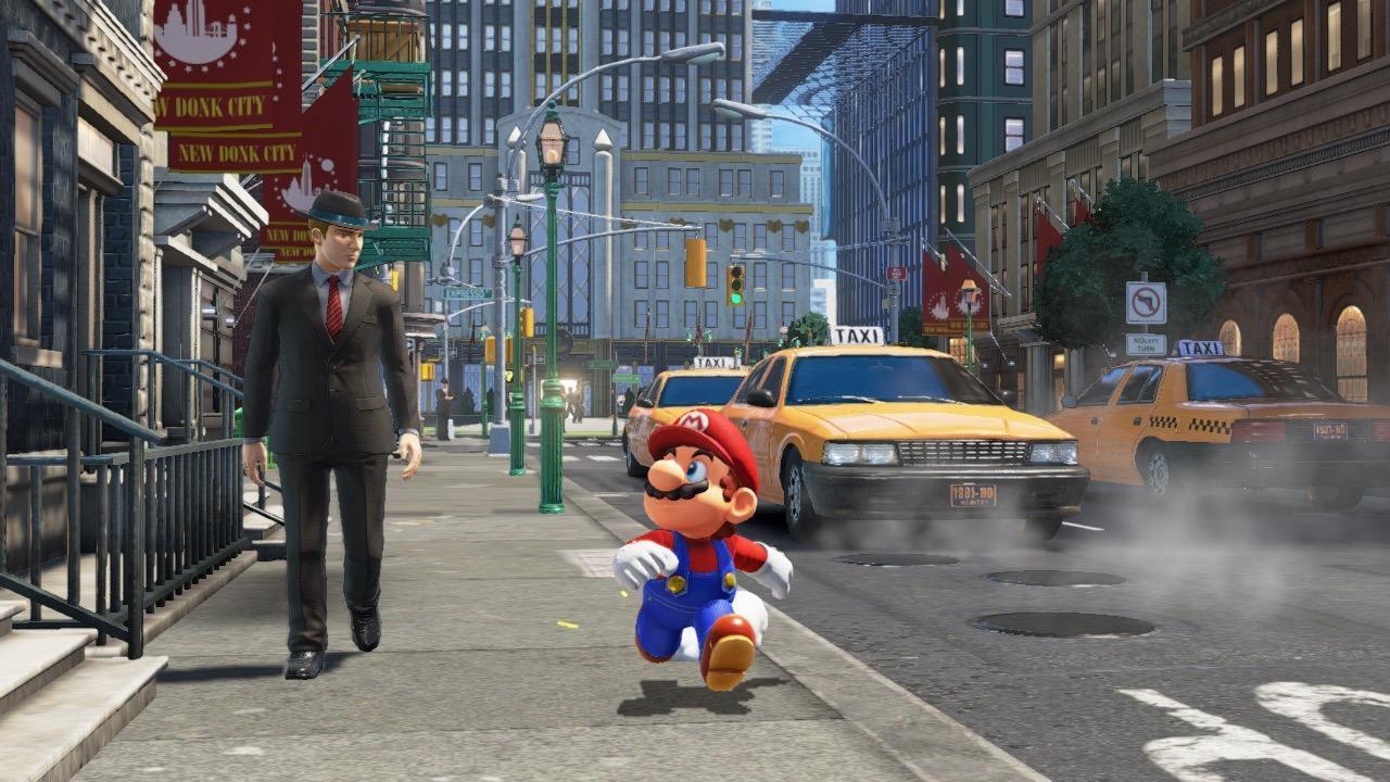 Biggest games: Super Mario Odyssey