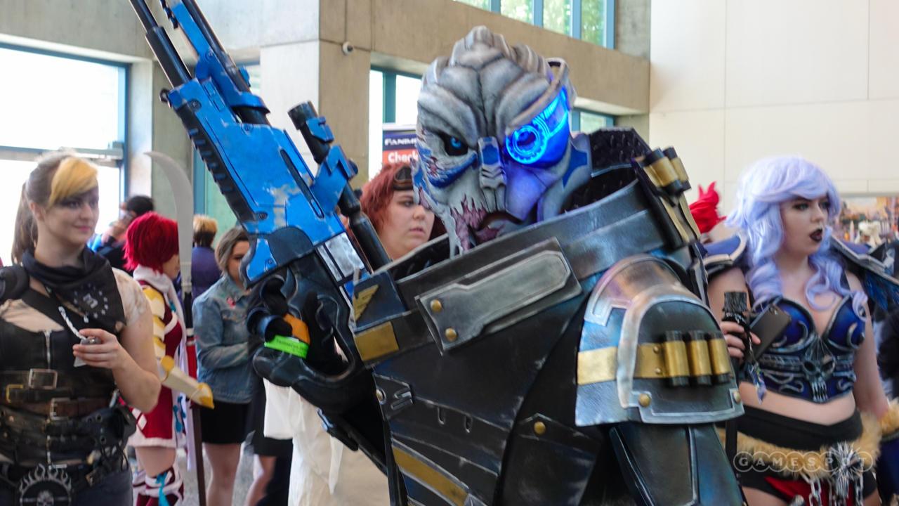Garrus Vakarian (Mass Effect Series)