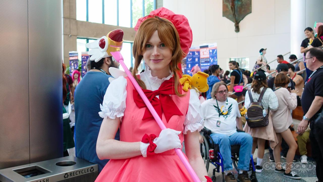 Sakura Kinomoto (Cardcaptor Sakura)