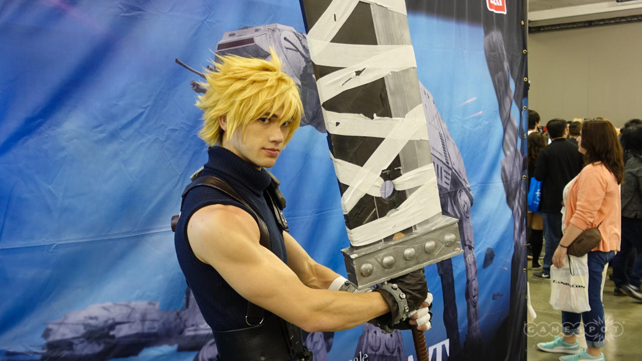 Cloud Strife (Final Fantasy 7)