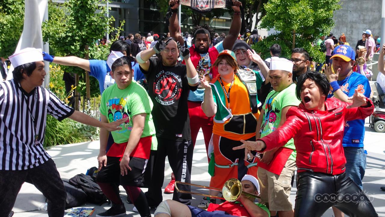 WWE Smackdown Group