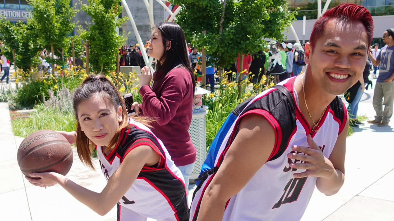 Tetsuya Kuroko And Taiga Kagami (Kuroko's Basketball)