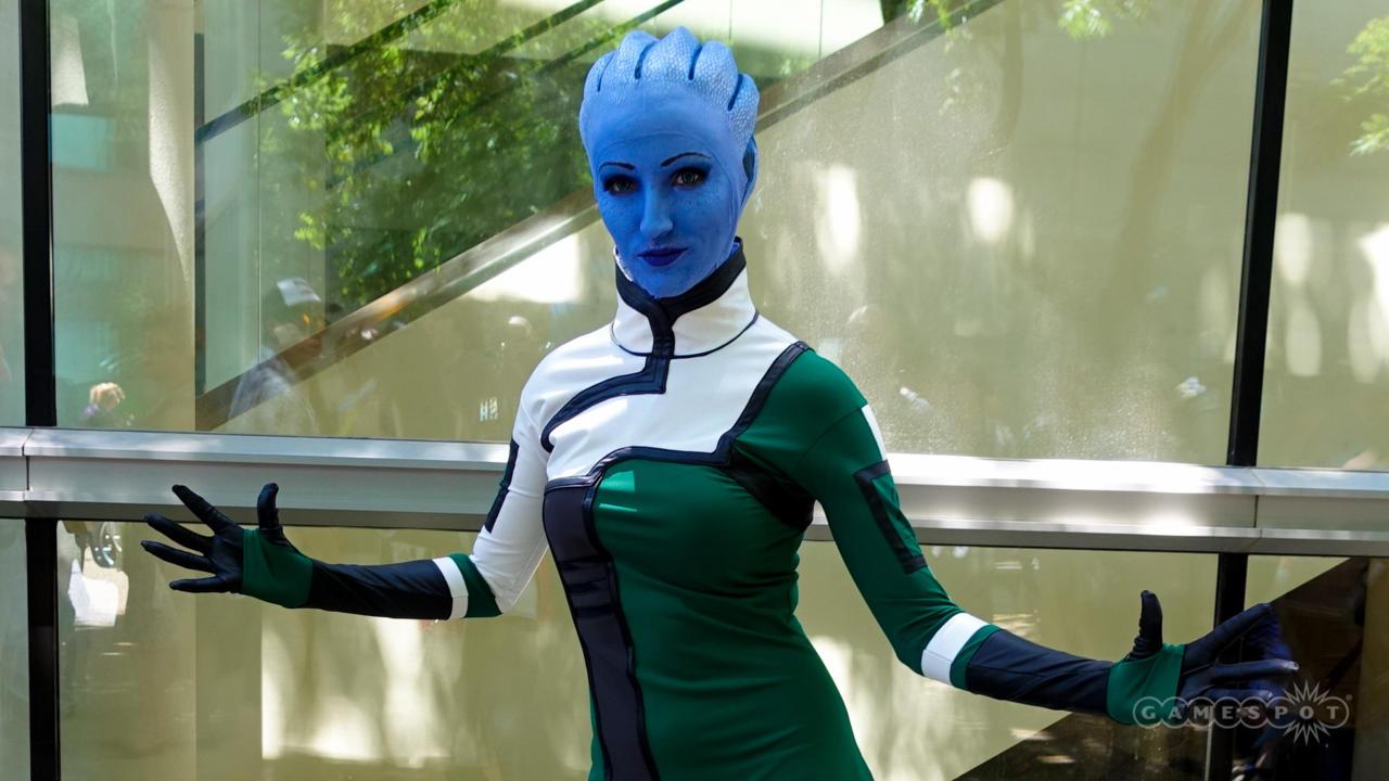 Liara T'Soni (Mass Effect Series)