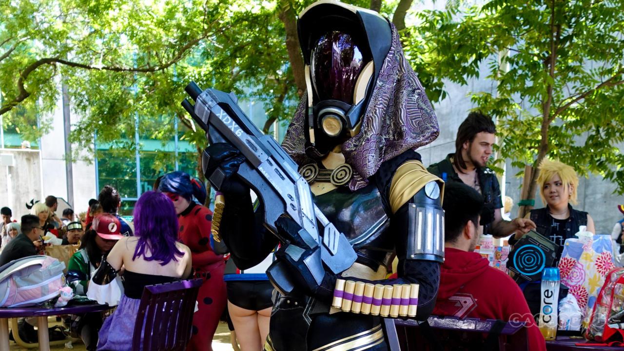Tali (Mass Effect Series)