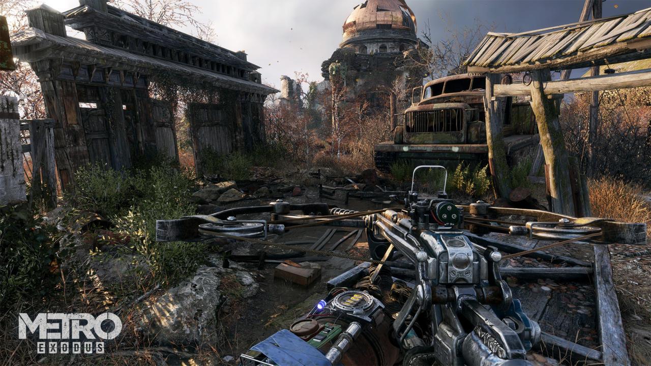 Biggest Games: Metro Exodus