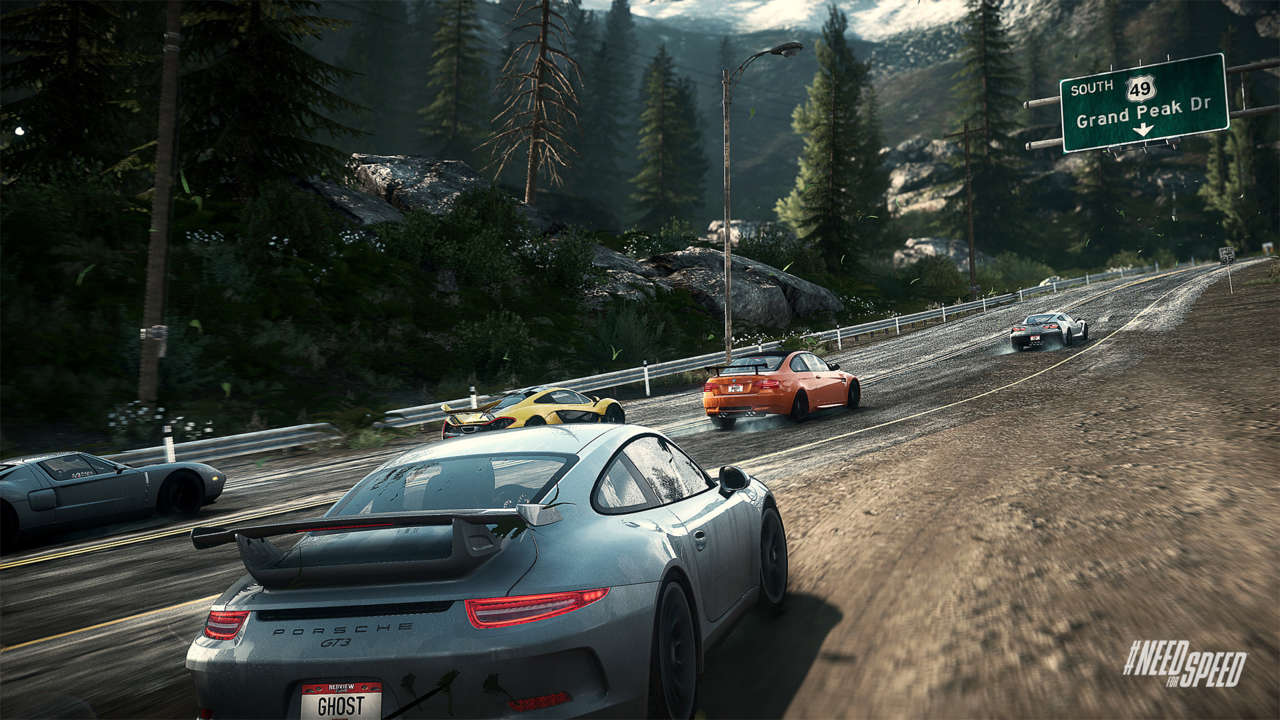 Last year's Need for Speed Rivals