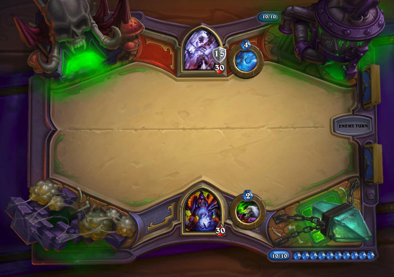 The new board being introduced in Curse of Naxxramas