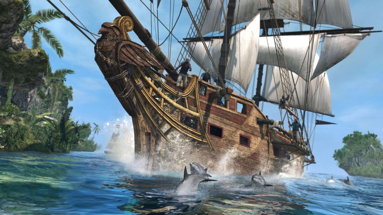 Last year's Assassin's Creed IV: Black Flag