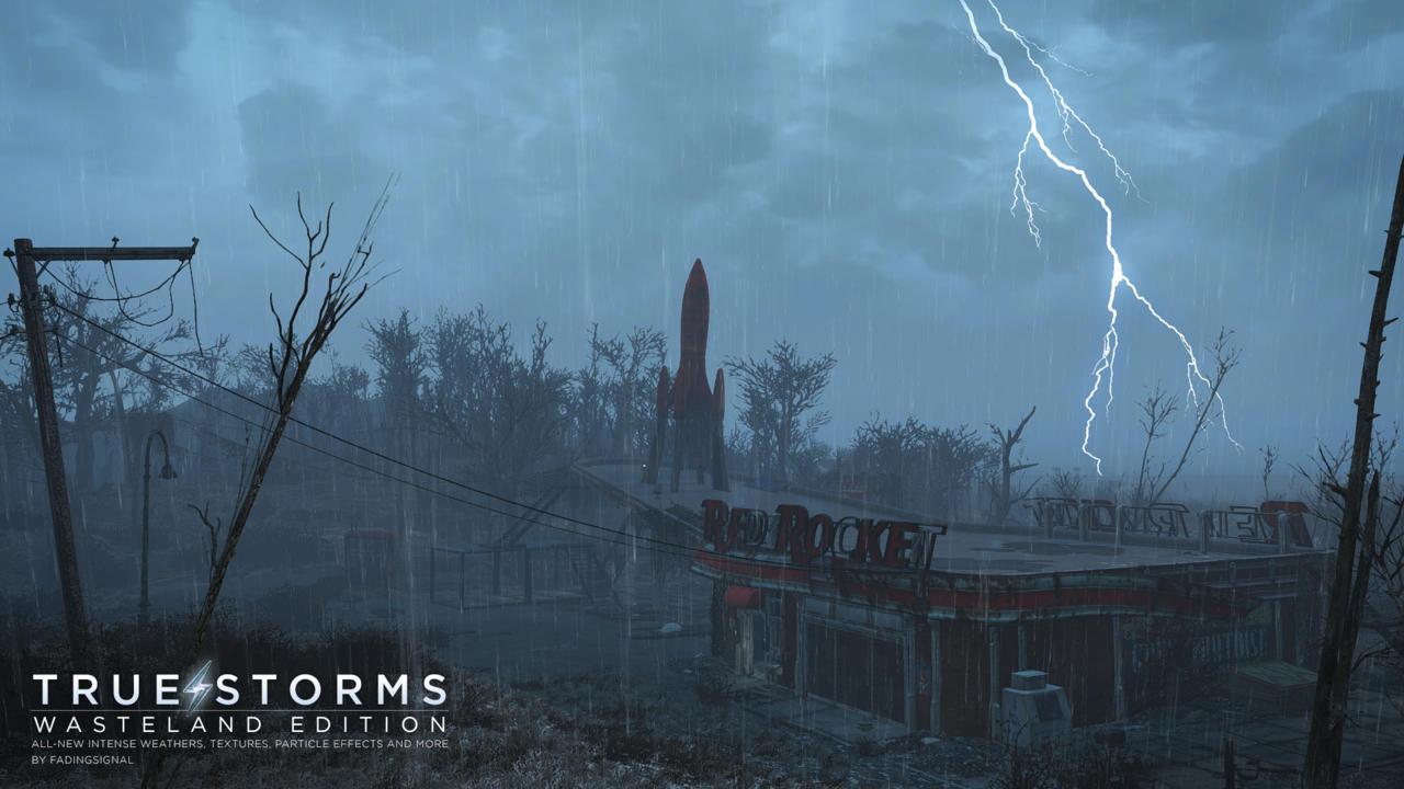 fadingsignal's True Storms mod