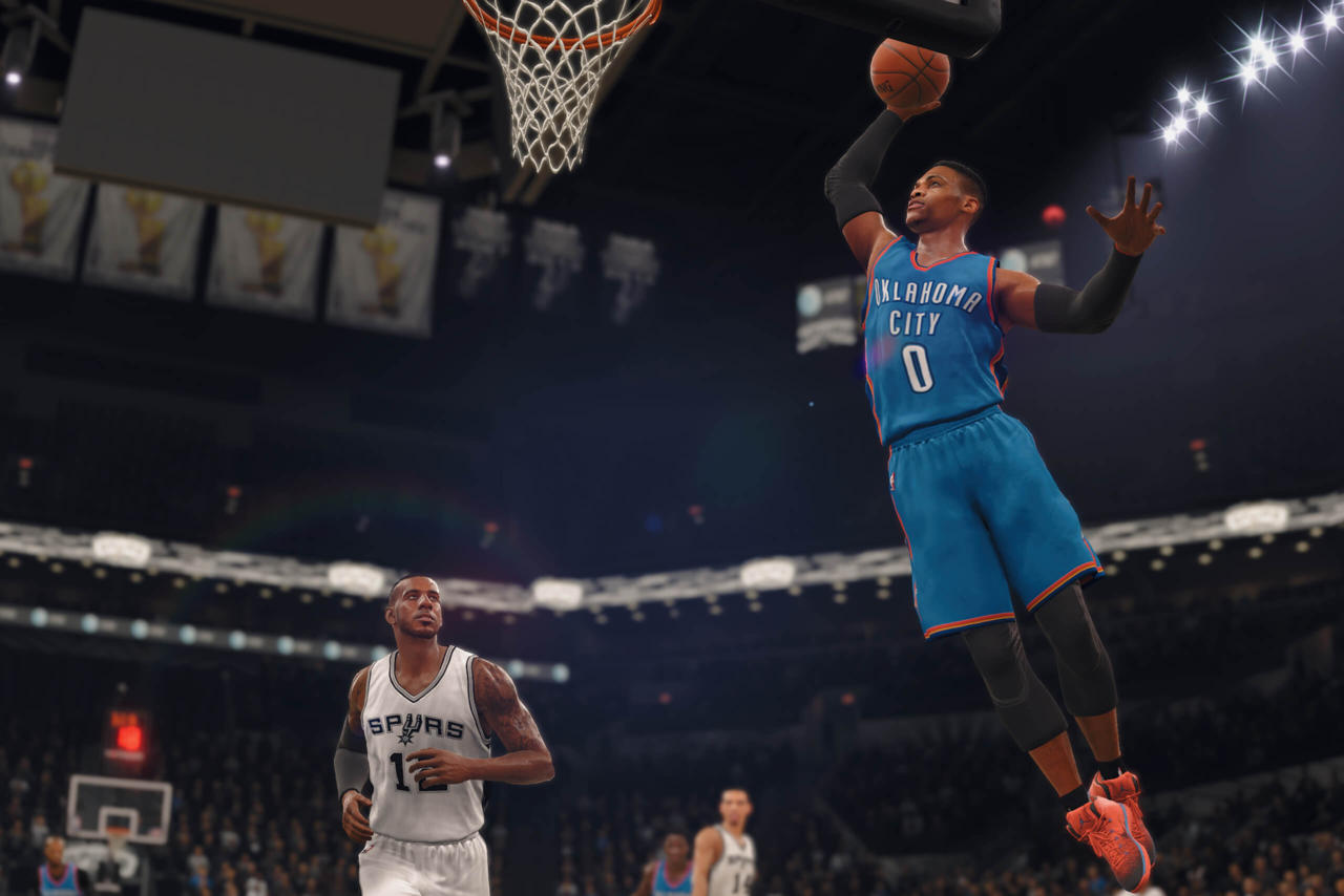 Highlight: NBA Live 18