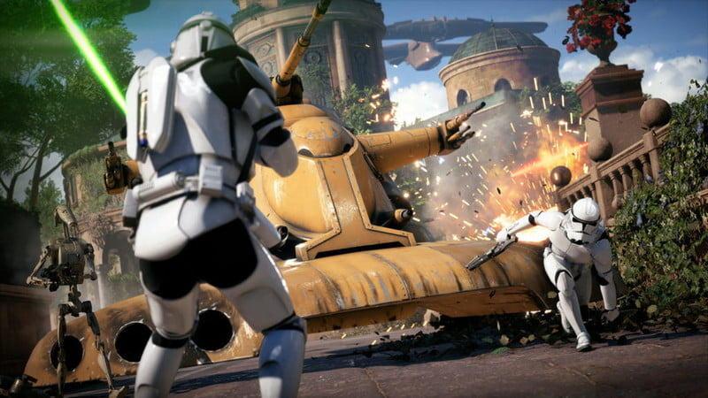 Biggest Game: Star Wars: Battlefront II