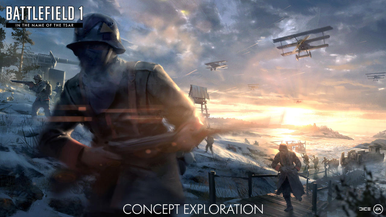 Biggest Game: Battlefield 1