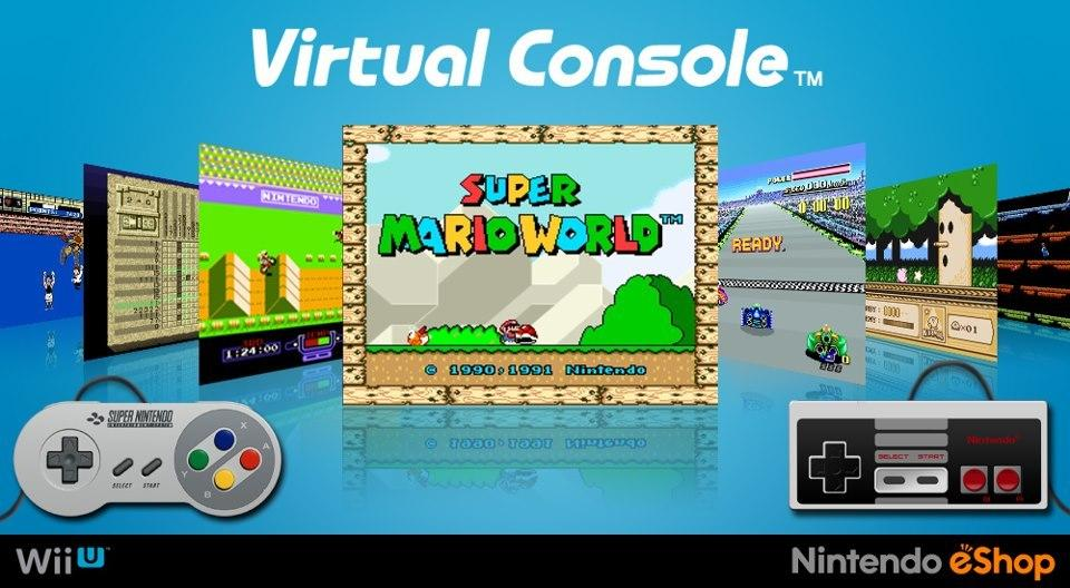 Virtual Console (With Cross-Buy Support)