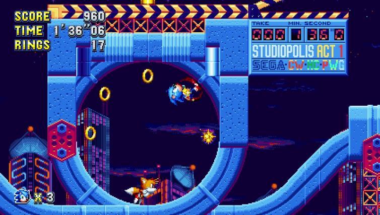 Sonic Mania ($20 / £16)