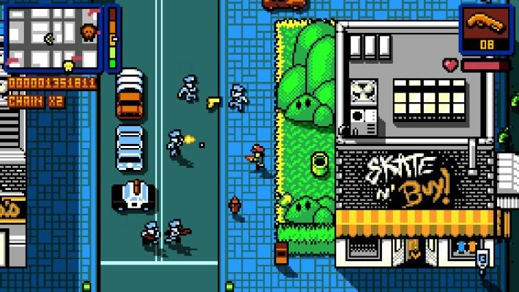 Retro City Rampage DX ($15 / £13)