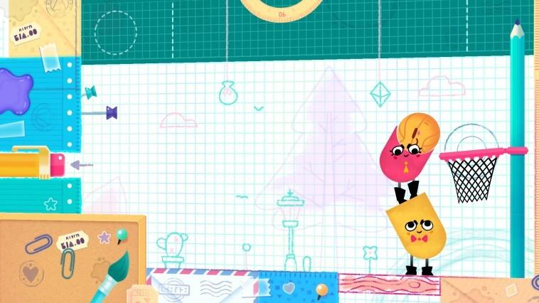 Snipperclips: Cut It Out, Together ($20 / £18)