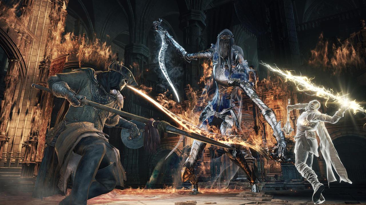Dark Souls III | $14.99 / £9.99 (75% off)