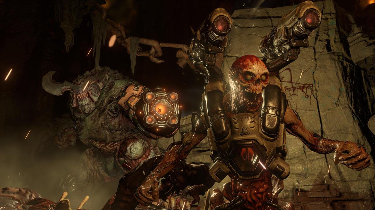 Doom (2016) | $15 / £9.99 (50% off)