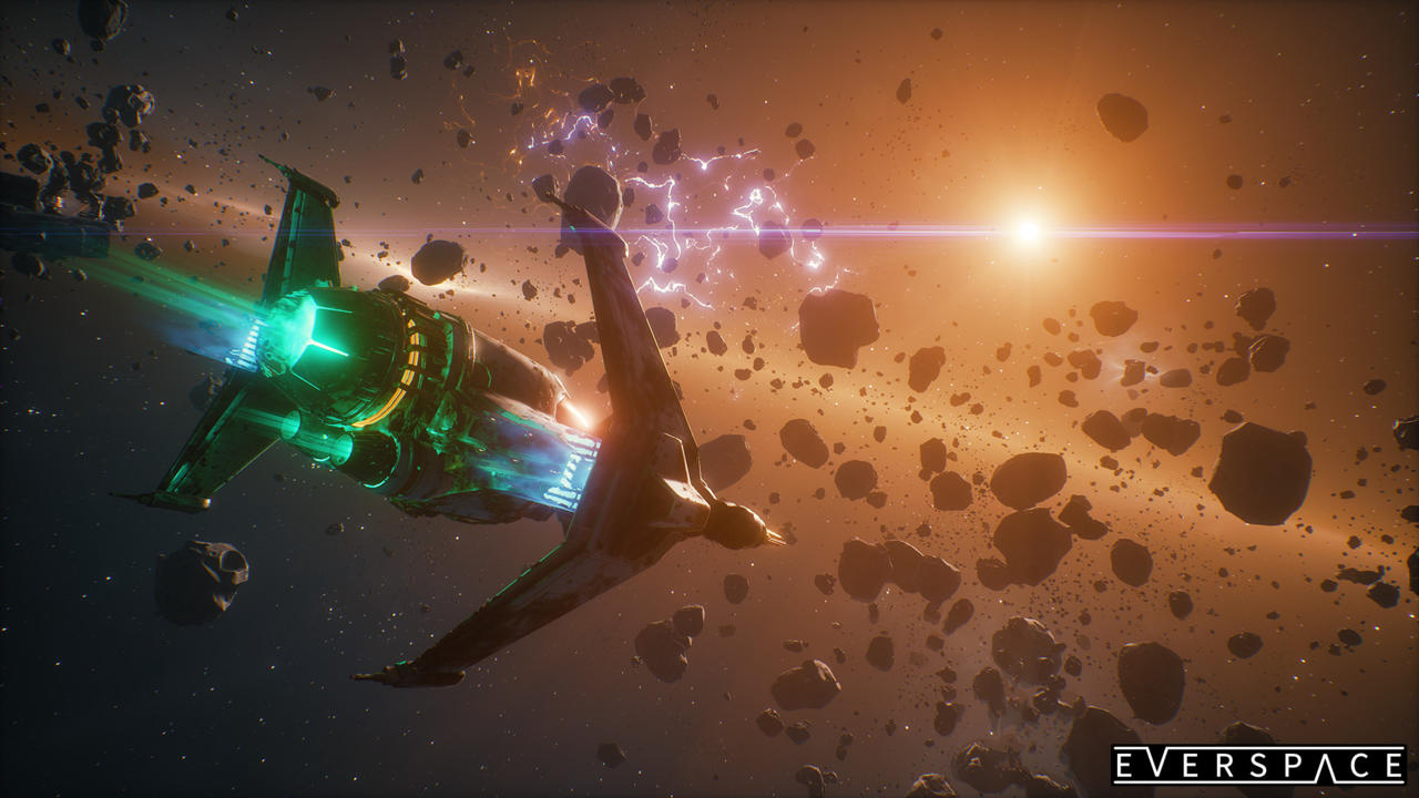 Everspace | $9.89 / £7.58 (67% off)