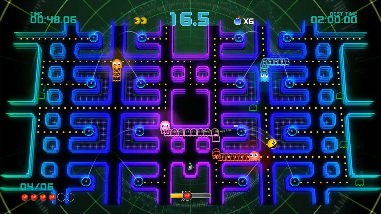 Pac-Man: Championship Edition 2 Plus ($20 / £17)