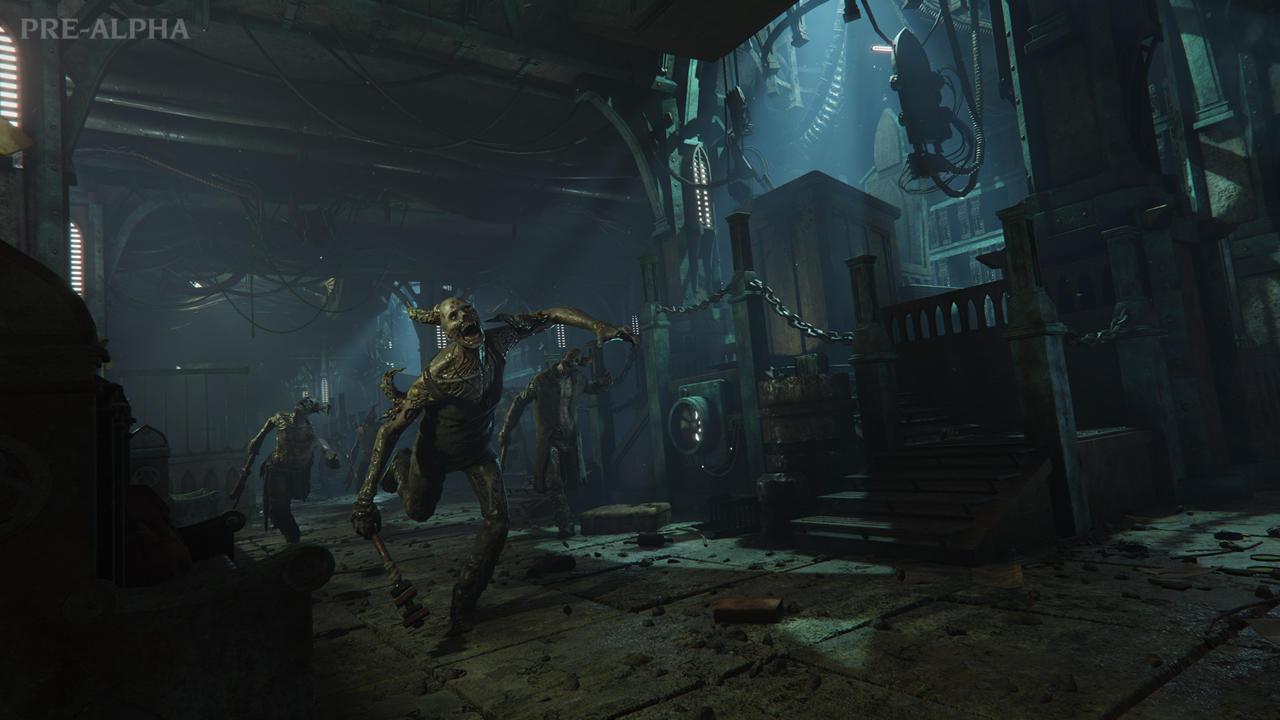 Warhammer 40,000: Darktide pre-alpha screenshot