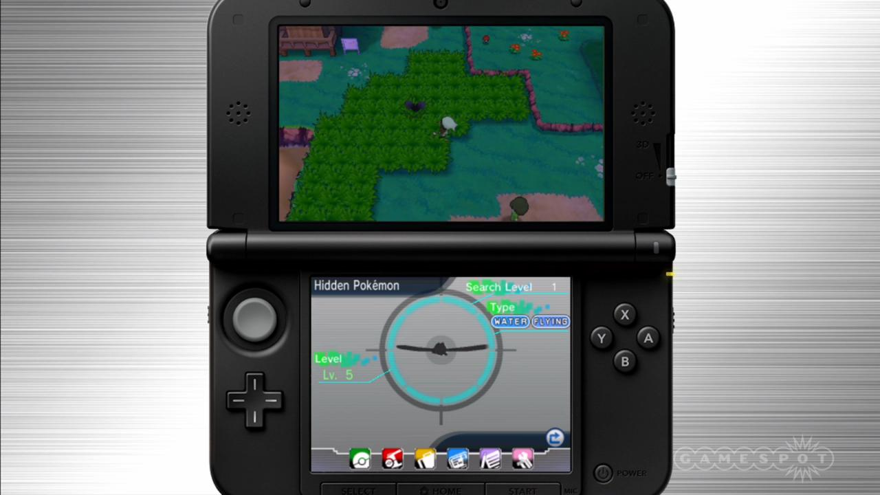 Additions like the DexNav make hunting Pokemon a much more calculated affair.