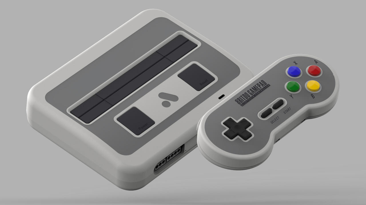 The Super Nt will be sold in four different color schemes.