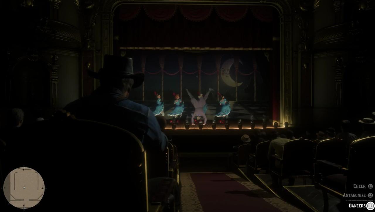 Catch A Stage Show