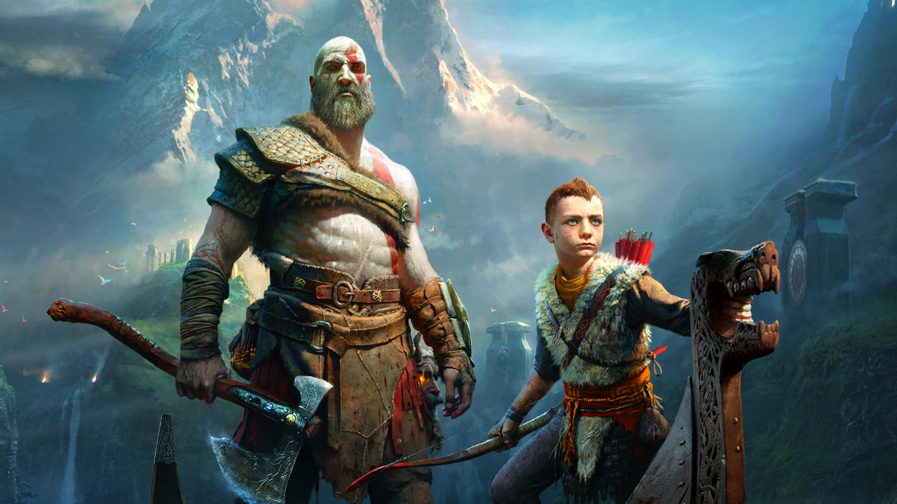 God of War for PlayStation 4 -- $25