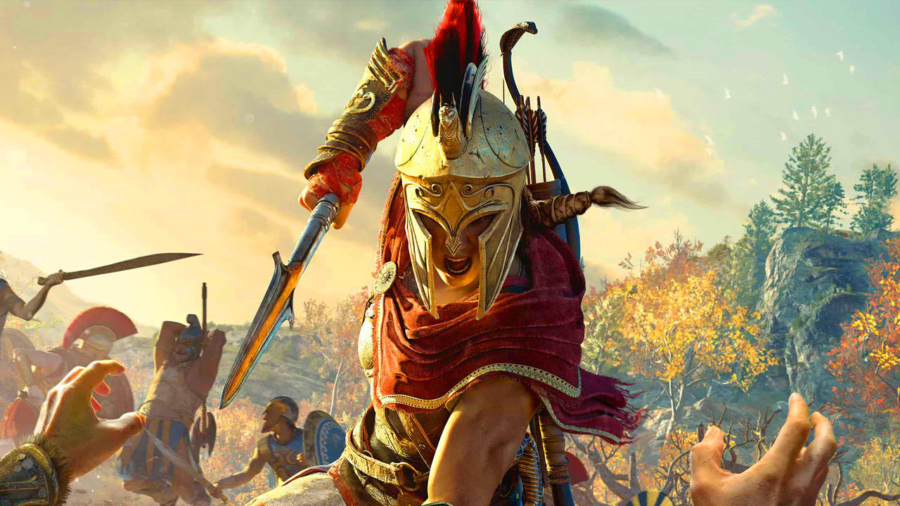 Assassin's Creed Odyssey -- $30
