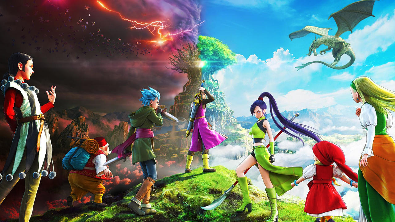 Dragon Quest XI: Echoes Of An Elusive Age -- $30