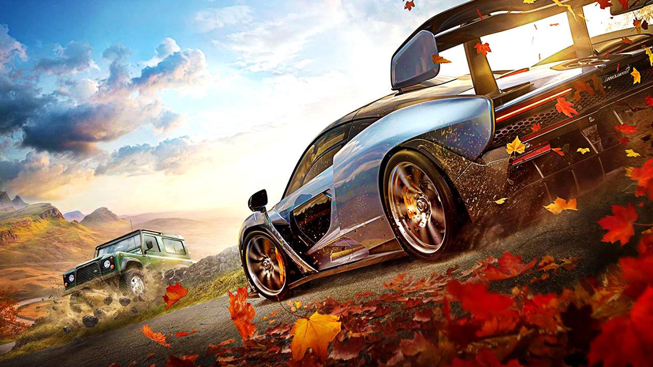 Forza Horizon 4 -- $30