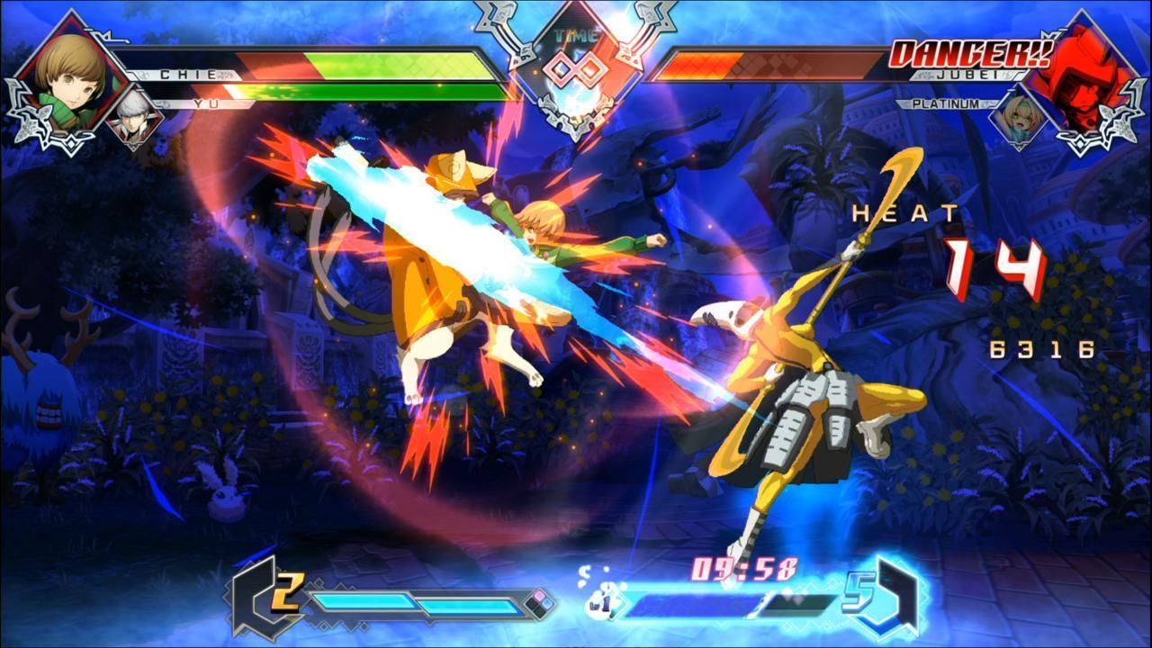 BlazBlue Cross Tag Battle - 9/10
