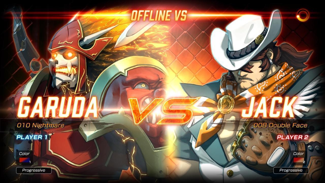 Fighting EX Layer - 8/10