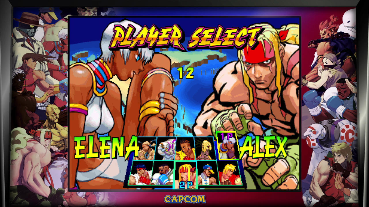 Street Fighter 30th Anniversary Collection - 8/10