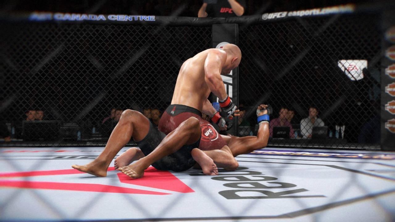 UFC 3 - 8/10