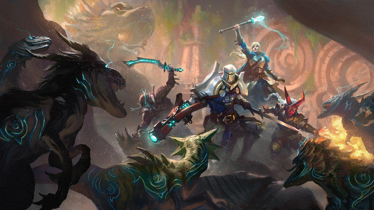 Project Witchstone | PC | Spearhead Games | Release: TBD