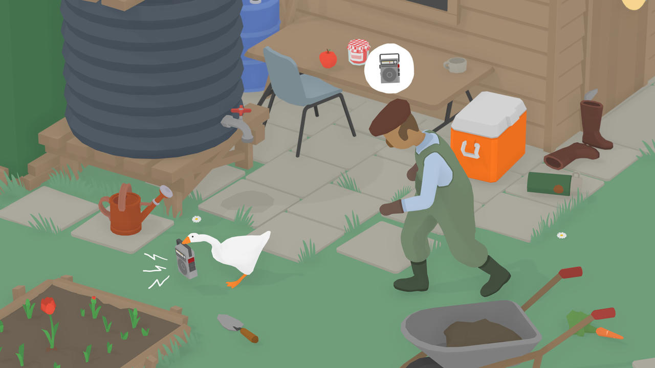 Untitled Goose Game | PC, Switch | House House | Release: 2019