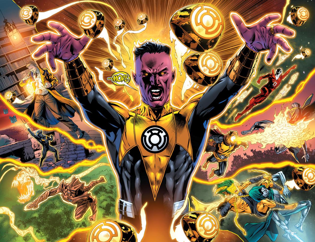 Sinestro #19