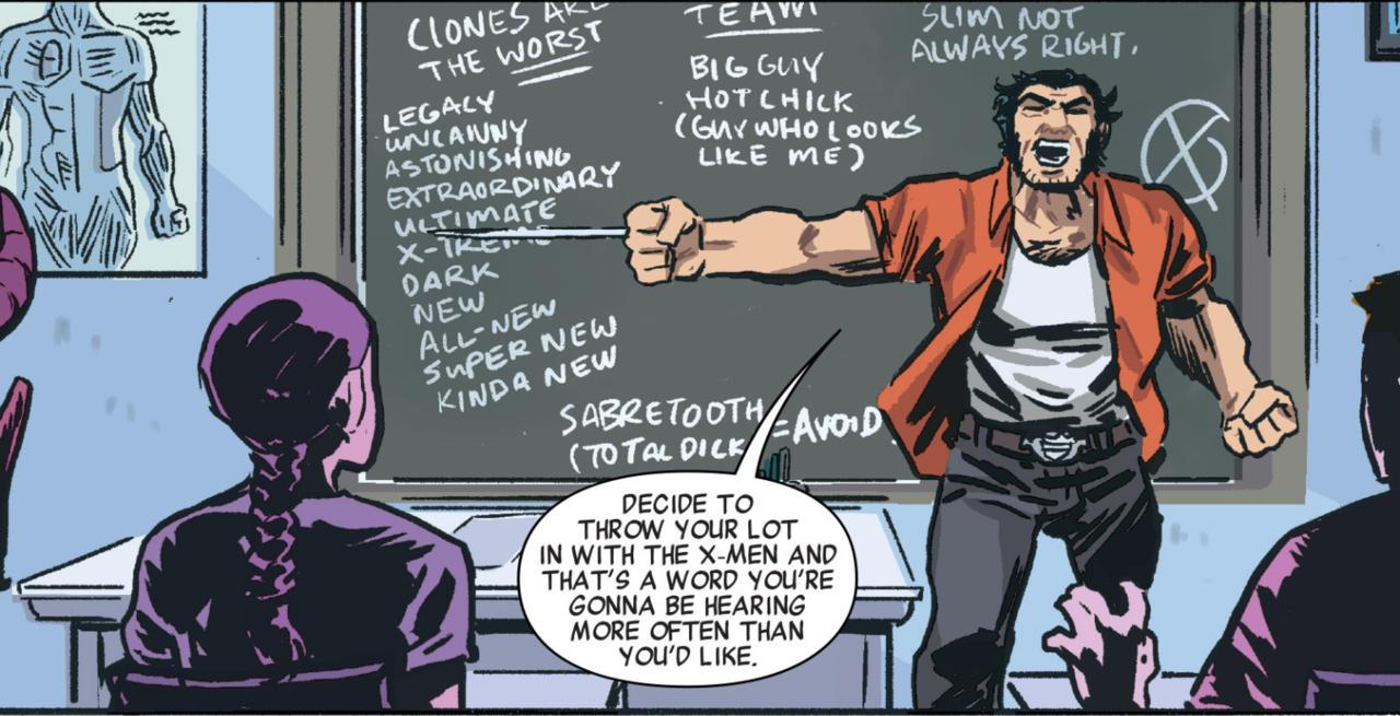X-Men: Worst X-Man Ever #3