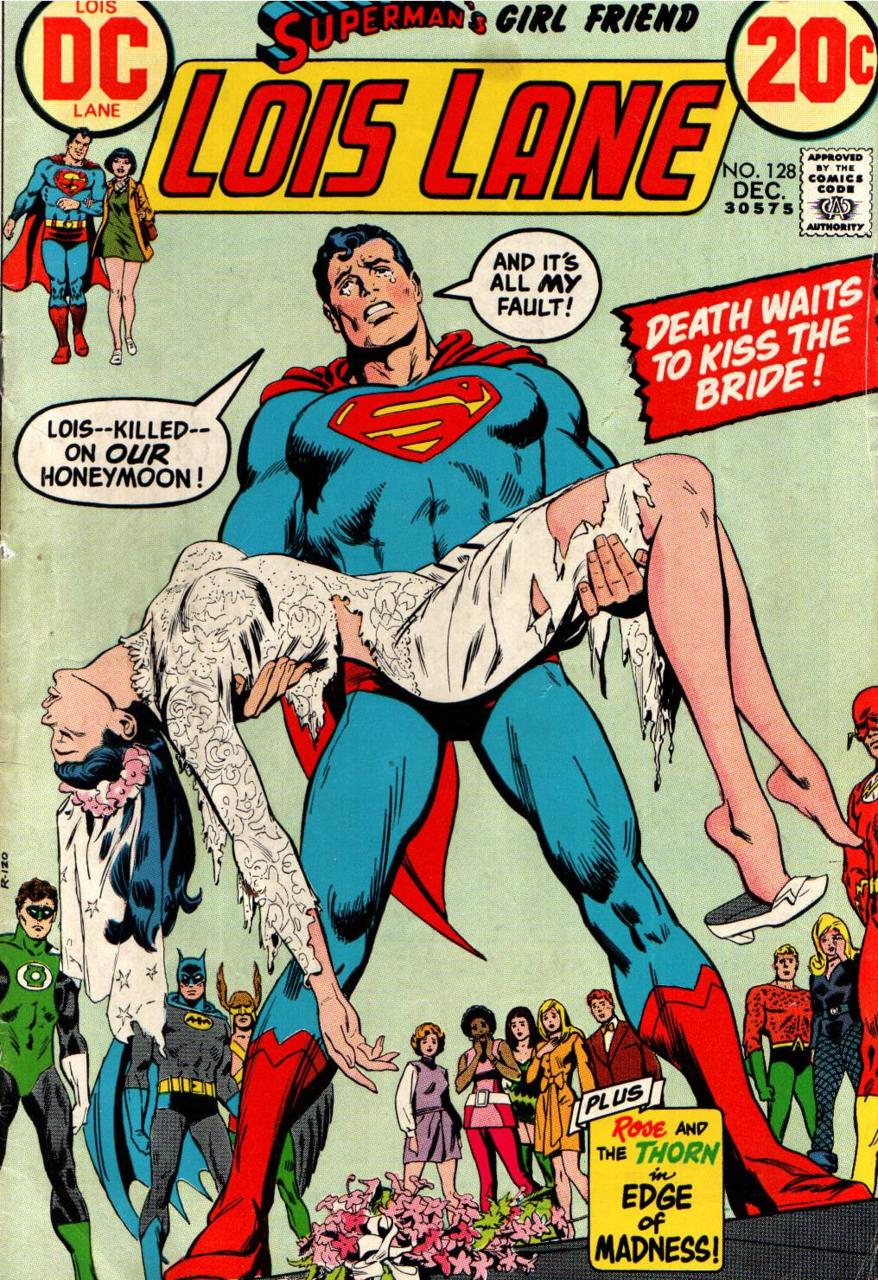 Superman's Girl Friend Lois Lane #102 (1972)
