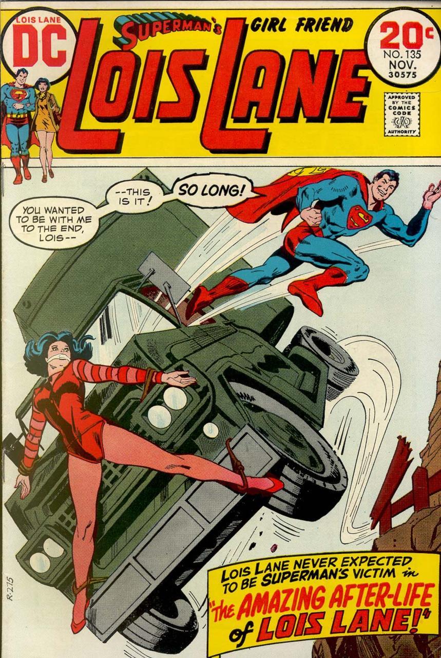 Superman's Girl Friend Lois Lane #135 (1973)