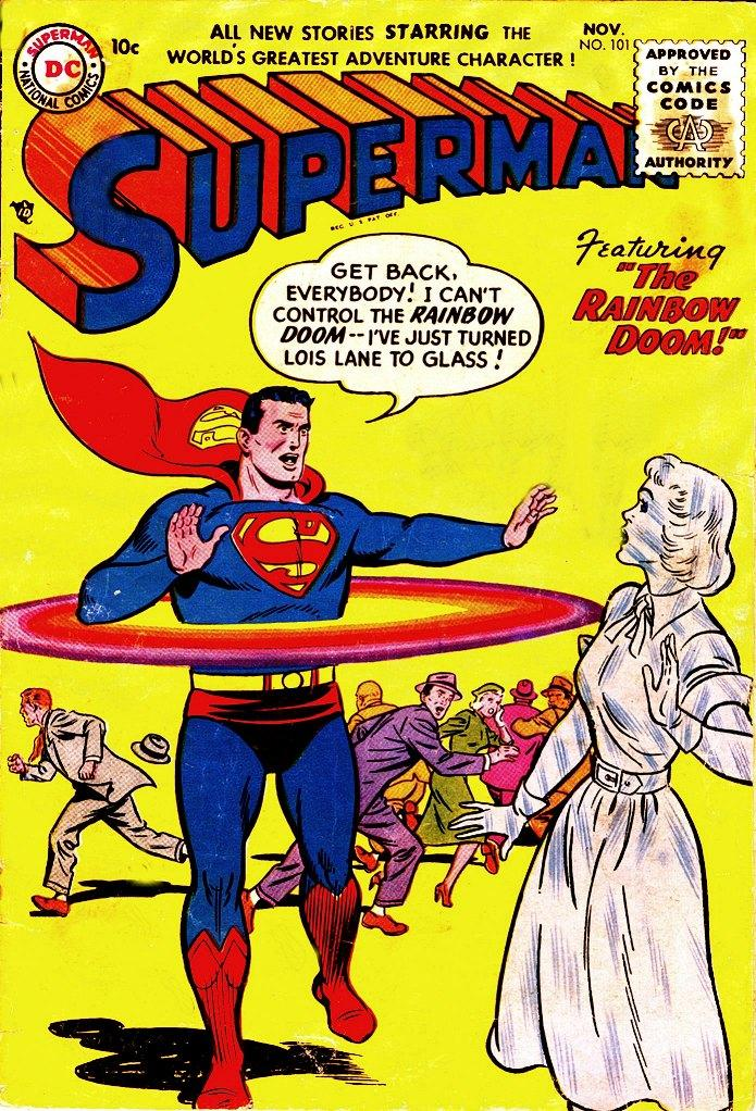 Superman #101 (1955)